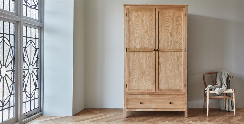 Radley 2 Door Wardrobe